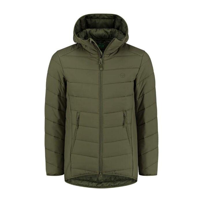 Korda Kore Thermolite Puffer Jacket Olive dzseki