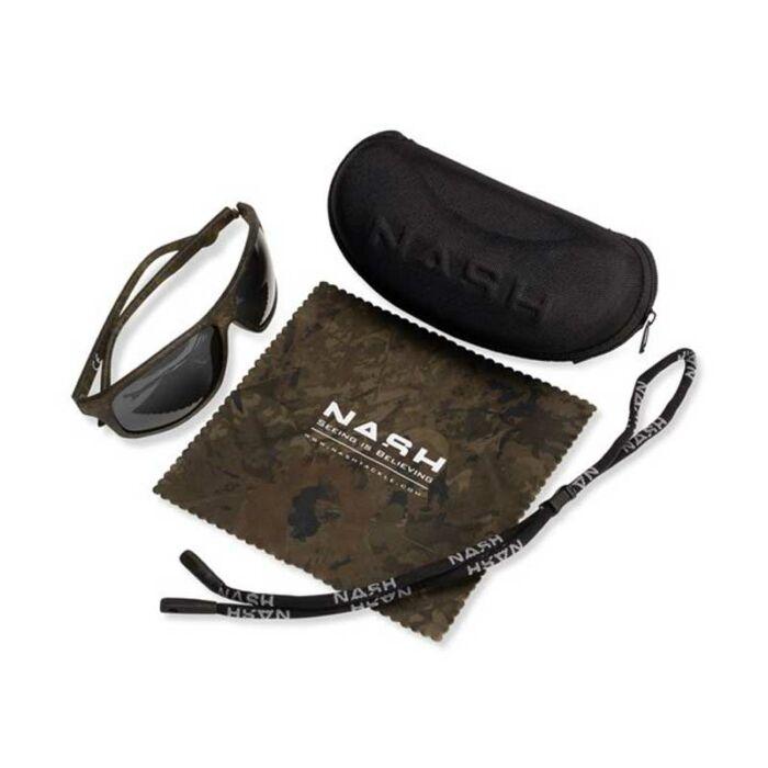 Nash Camo Wraps napszemüveg