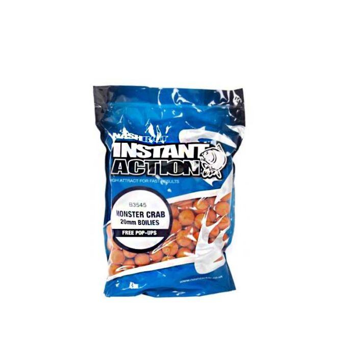 Nash Instant Action Monster Crab bojli 1kg