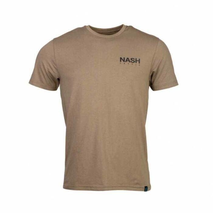 Nash Elasta Breathe T-Shirt Green póló