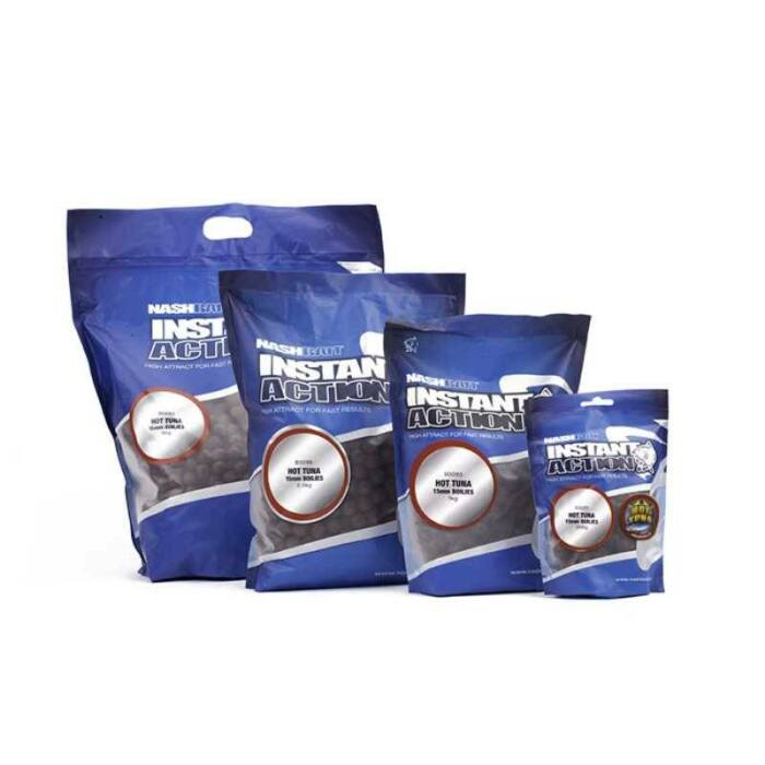 Nash Instant Action Hot Tuna bojli 1kg