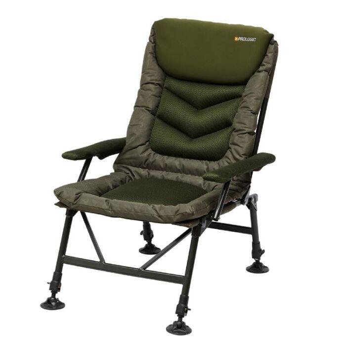 Prologic Inspire Relax Chair with Armrest karfás szék
