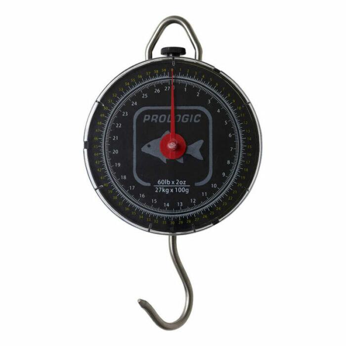 Prologic Specimen Dial Scale analóg mérleg