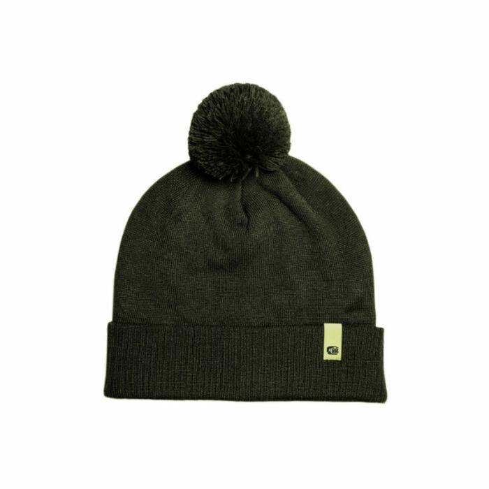 RidgeMonkey APEarel Dropback Bobble Hat téli sapka