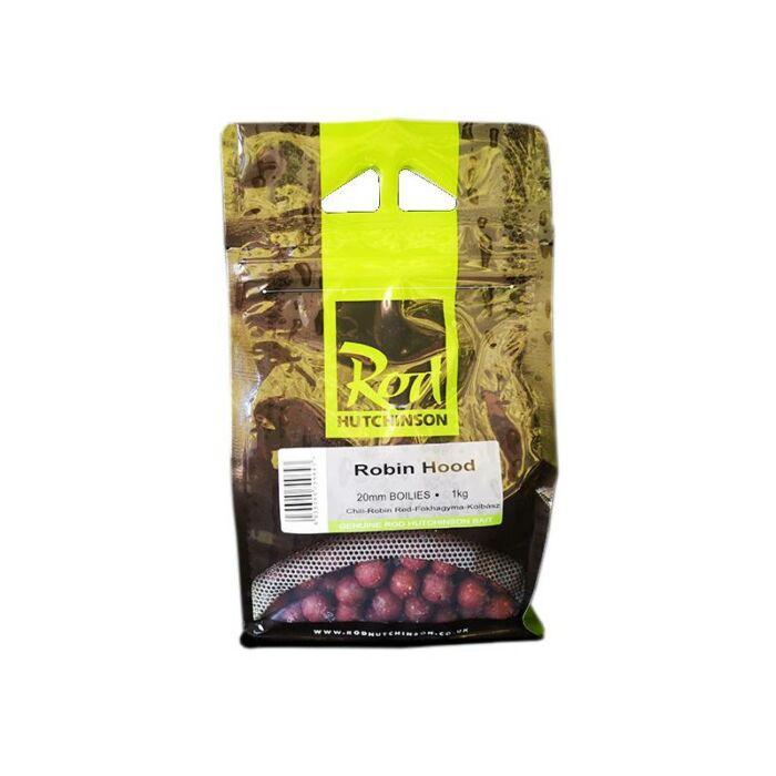 Rod Hutchinson Robin Hood chili-robin red-fokhagyma-kolbász bojli