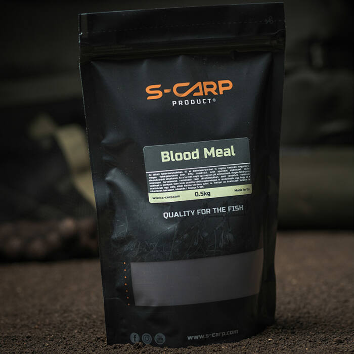 S-Carp Blood Meal vérliszt
