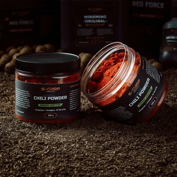 S-Carp Chili Powder