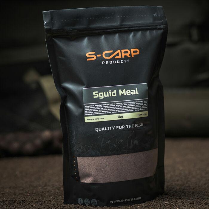 S-Carp Squid Meal tintahalhús liszt