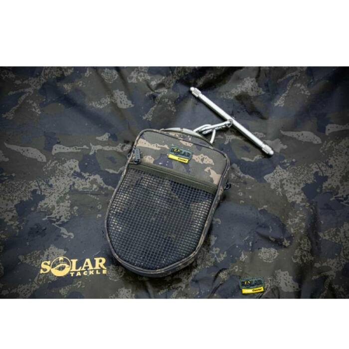 Solar Undercover Camo Scale Pouch mérlegtartó táska