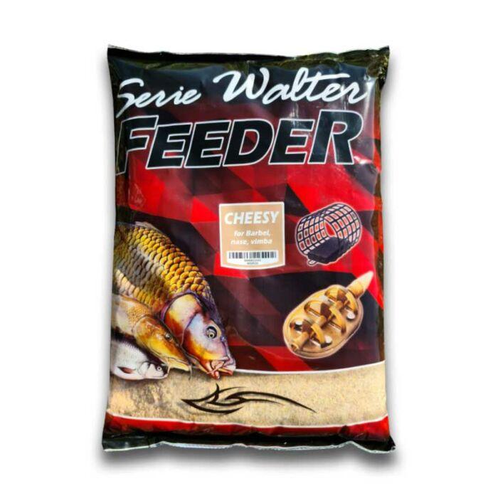 Serie Walter Feeder Cheesy etetőanyag 2kg