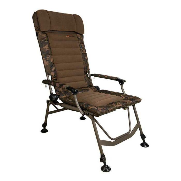 Fox Super Deluxe Recliner Chair Highback magas háttámlás fotel