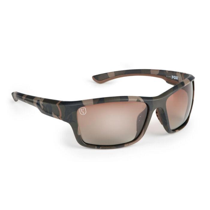 Fox  Avius® Wraps - Camo Frame/Brown Gradient Lens napszemüveg