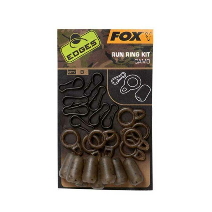 Fox Edges Camo Run Ring Kit csúszó szerelék szett
