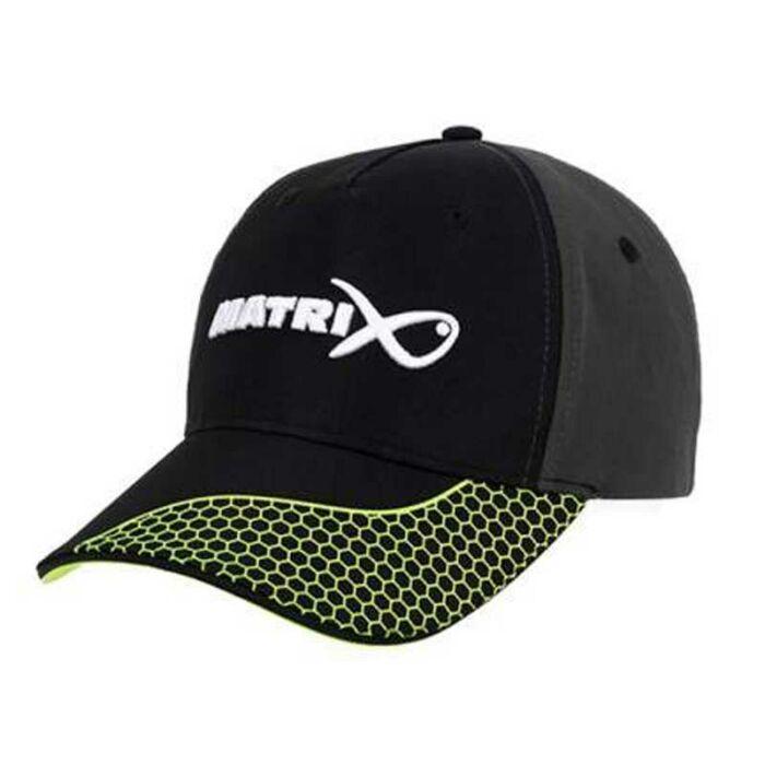 Fox Matrix Grey/Lime Baseball sapka