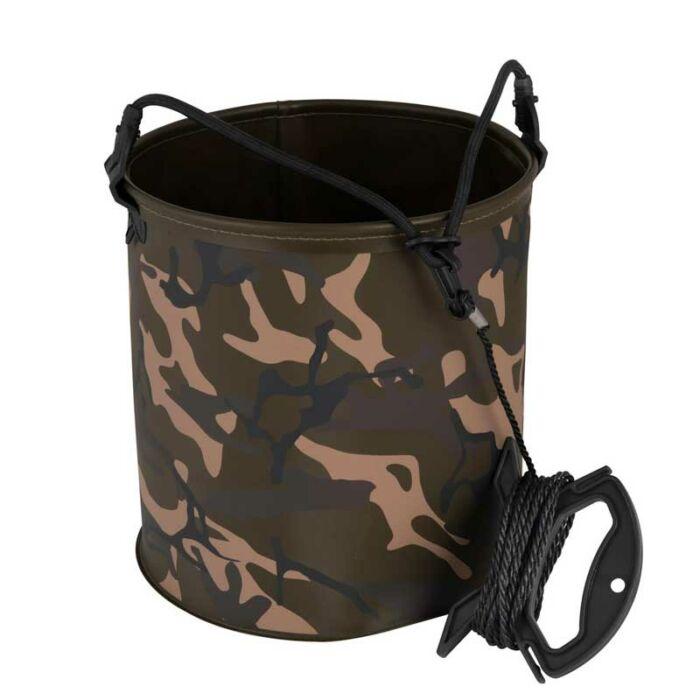 Fox Aquos Camo Water Bucket vizes edény