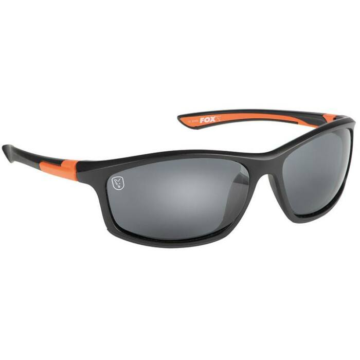 Fox Chunk Black & Orange Frame/Grey Lens napszemüveg