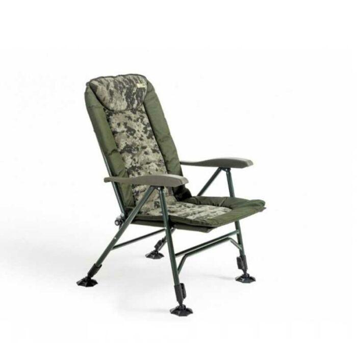 Mivardi CamoCode Quattro Chair karfás fotel