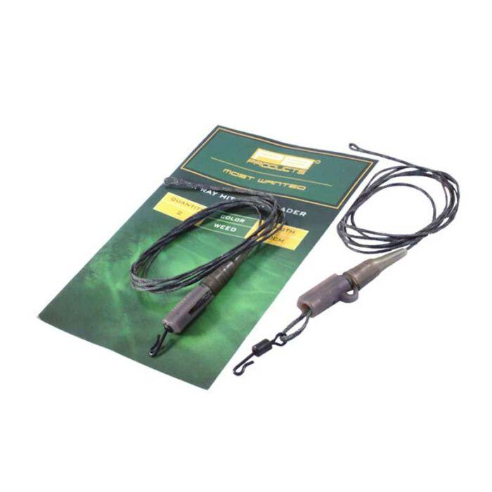 PB Products Silk Ray Hit & Run Leader 90cm